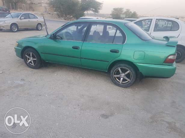 Corolla 97 for sale