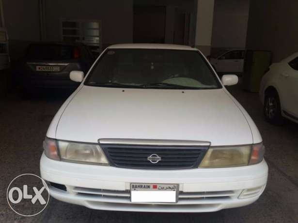 nissan sunny 98 for sale