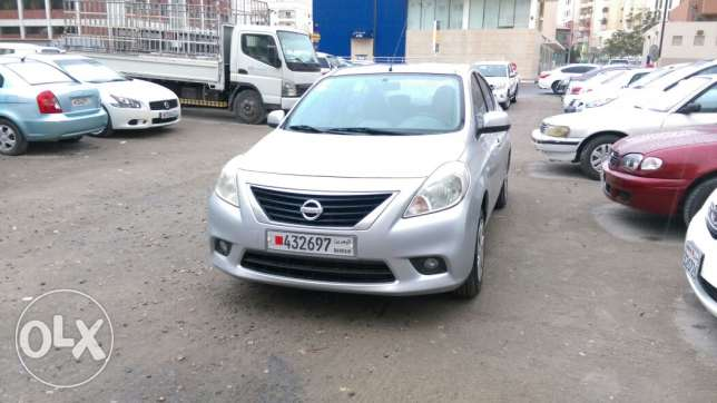 Needed Continue Bank loan Nissan Sunny 2014 model For SALE