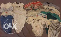 Huge Bundle of Branded Baby Boys clothes