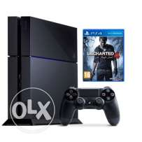 ps4 with control and uncharted 4 exchange with xbox one