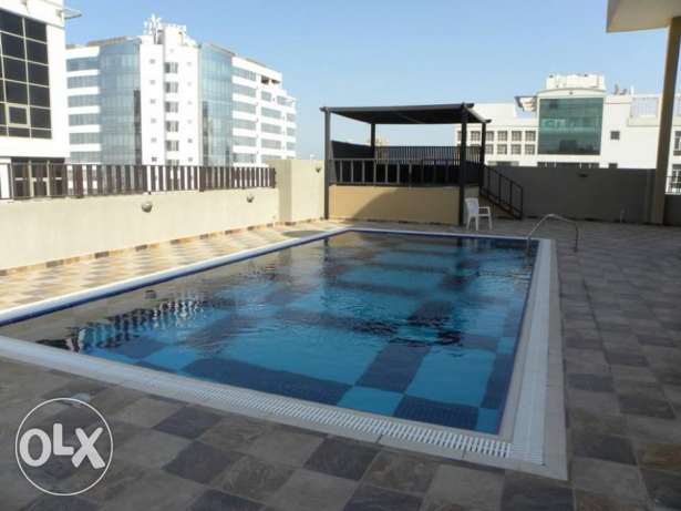 2 bedrooms fully furnished luxury apartment in juffair