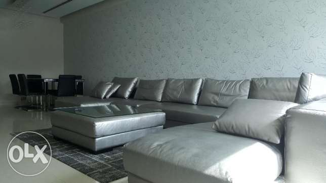 2 Bedroom Fully Furnished Apartment for RENT in Reef Island