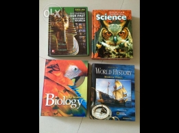 Collection of English Books for American and British Curriculum