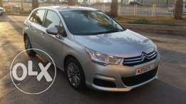 Citroen C4 Hatch Back Full Automatic Very Good Condition 2012 Model
