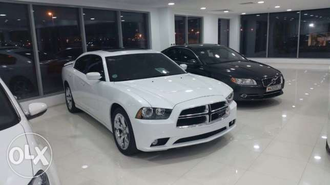 Dodge charger-rally plus- like new