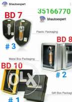 Air purifer ionizer, Back, gold, silver
