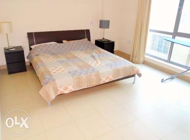 2 bedroom apartment fully furnished in Adliya
