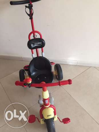 Baby chair, cycle, taxi and etc