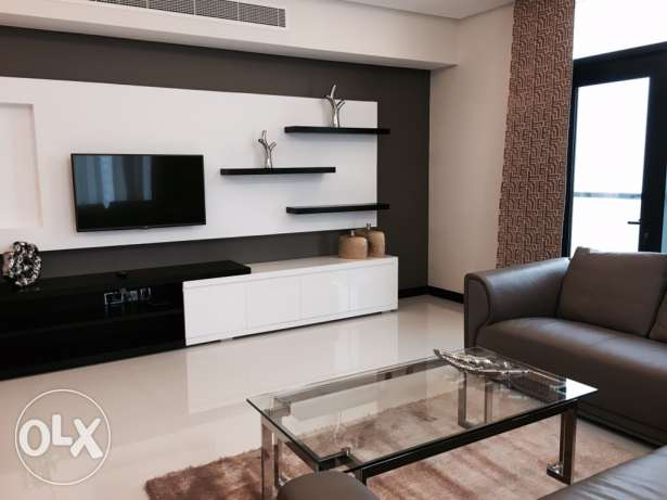 Brand new executive 2 bedroom fully furnished apartment