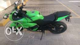 Kawasaki Ninja 250 great condition for sale