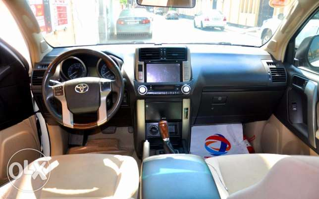 Toyota Prado 2012 Model Good condition For sale ام الحصم -  6