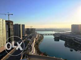 2 Bedrooms apartment with modern furniture with lagoons Views