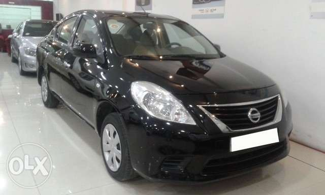 Nissan Sunny 2014 Model 2700Only
