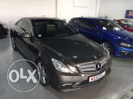 Mercedes E350 Coupe AMG 62000 KM