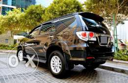 Toyota Fortuner 6 cylinders 2012 4X4