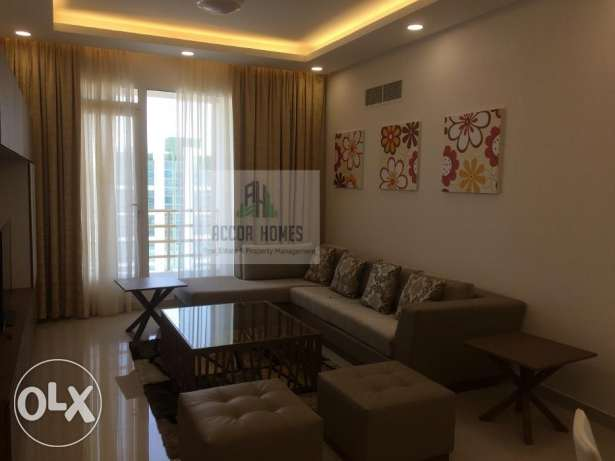 New fully furnished 2 BHK flat for rent in New Hidd at BD 450/month. المنامة -  1