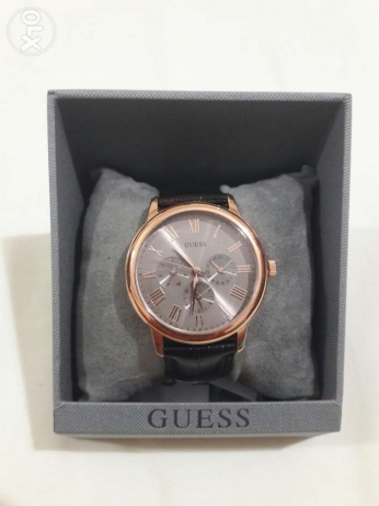 New guess men's watch for sale جد علي -  2