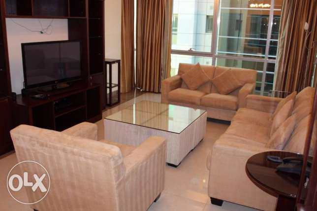 Lovely flat f-furnished 2 bedroom in Juffair