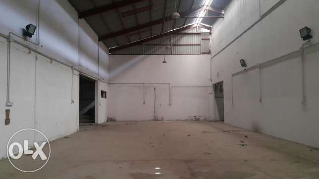 Garage for Rent in Salmabad.