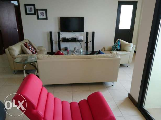 flat for rent in [meena 7] amwaj island جزر امواج  -  2