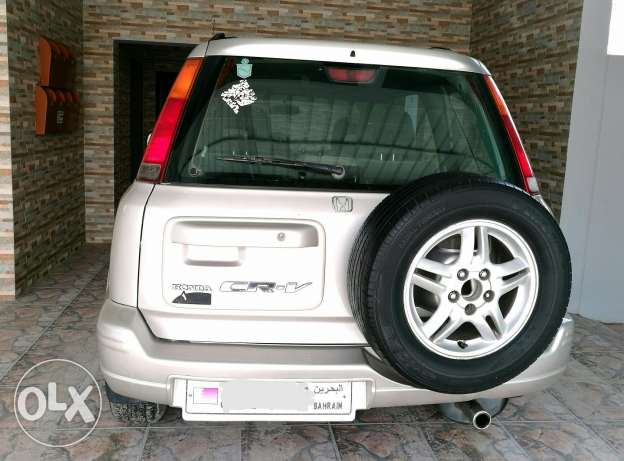 Honda CRV for urgent sale in good condition