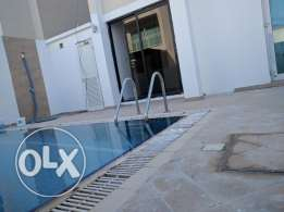 1 Bedroom semi furnished apartment with private pool - inclusive