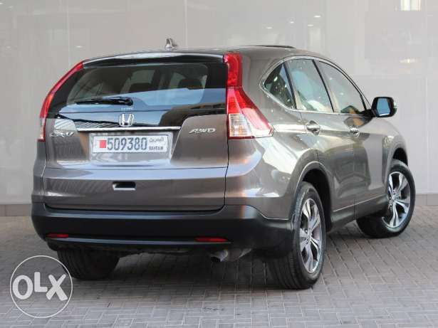 Honda CR-V Grey 2013 For Sale