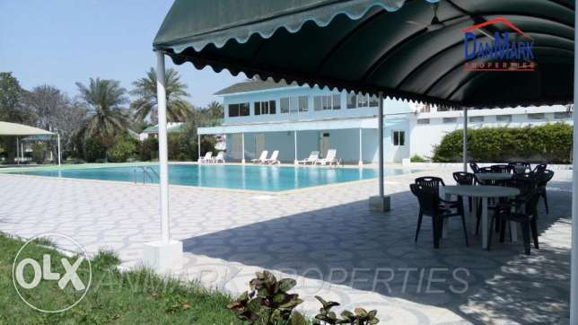 Single Storey 3 Bedroom Semi VILLA with Private Garden In BARBAR