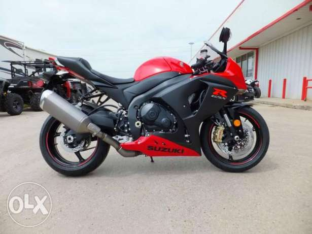 2015 Suzuki GSX-R600 for sale now