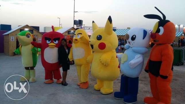 Mascot Rentals for Birthdays and Parties جفير -  7