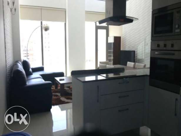 sea view modern duplex 3 bed room in juffair