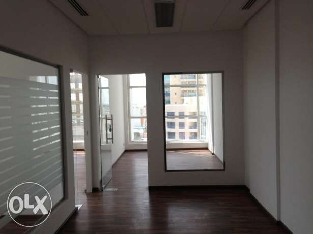 Spacious Office For Rent 825 In seef Area
