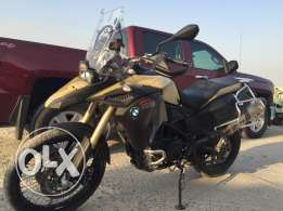 دراجة ناريةMotorcycle for sale BMW GS-F800 /2014