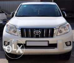 Toyota Prado V4 2012 model non accident for sale