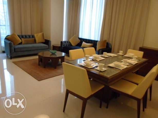 Quick Offer 3 Bedroom Fully Furnished Apartment For Rent in Juffair