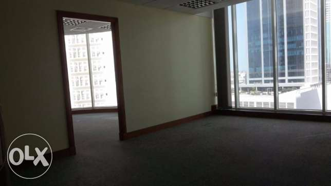 Ready Office for rent (Without Furniture) in Seef السيف -  5