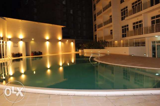 2 bedroom Amazing apartment in Amwaj fully furnished/lagoon view جزر امواج  -  7