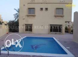 fully furnished 4 bedroom villa for rent in Saar privt. pool inclusive