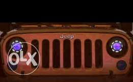 Jeep wrangler headlights for sale