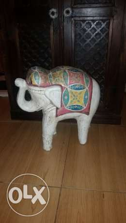 Ceramic Elephant from Marina