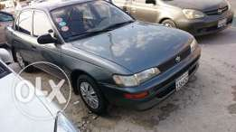 Toyota corolla Very good condition