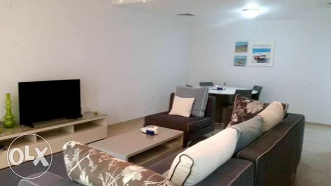 Fully Furnished 1 BR Apt For Rent In Amwaj (Ref No:9AJZ)