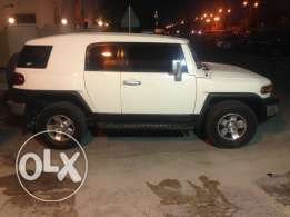 Fj cruiser model 2008 very good condition clean car