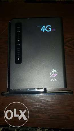 Zain 4G LTE Router for Sale