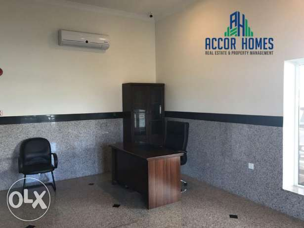 Spacious, semi furnished flat for rent in Hidd at BD 380/month
