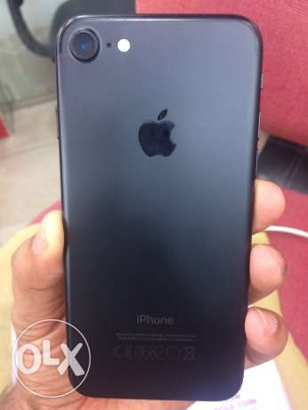 iphone7 met black 128gb