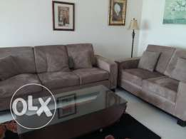 Fully furnished 2 br flat all incl in Amwaj
