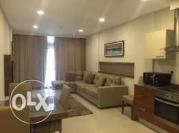 Fully furnished luxury flat