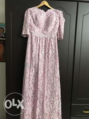 New floor length gown for sale